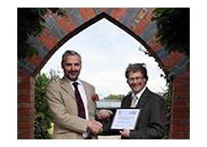 Coleshill In Bloom Award