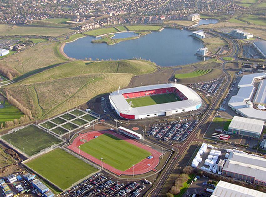 Doncaster Community Stadium