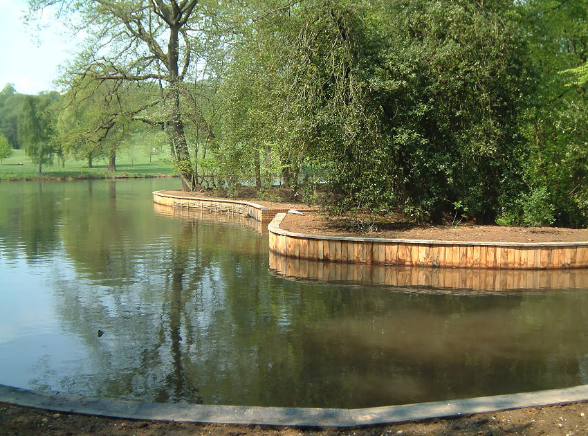 Kenwood House Pools