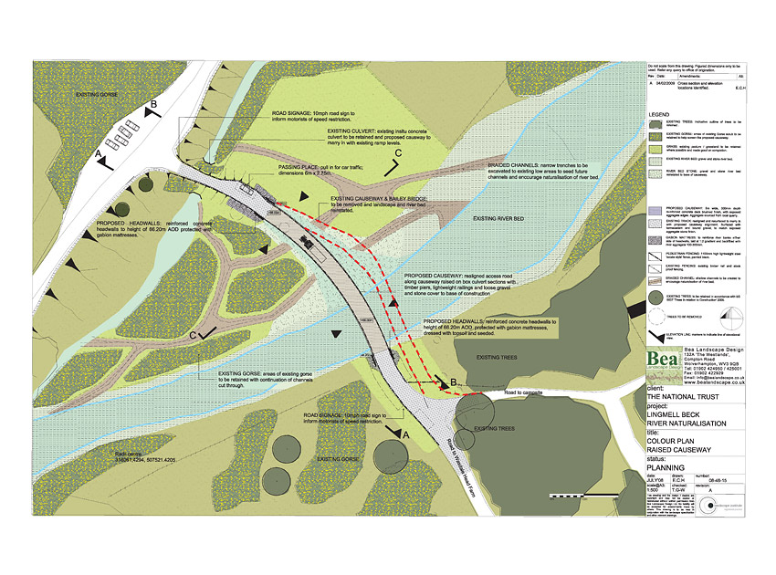 Lingmell River Naturalisation